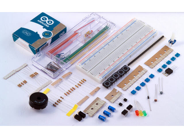 Kit Workshop Basic with Arduino Board - A000010