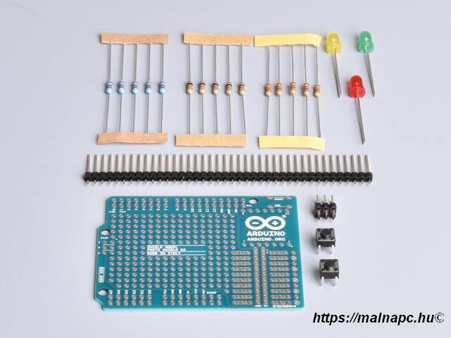 Shield - Proto KIT Rev3 - A000083