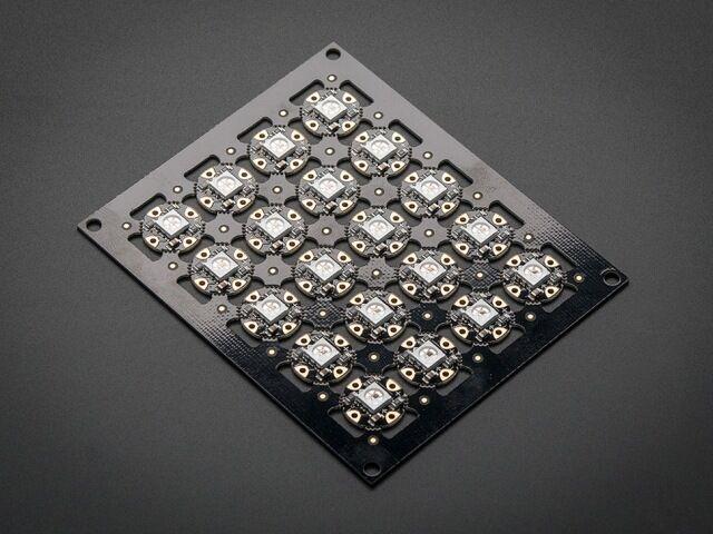 A1559 Flora RGB Smart NeoPixel ver.2 LED - 20db