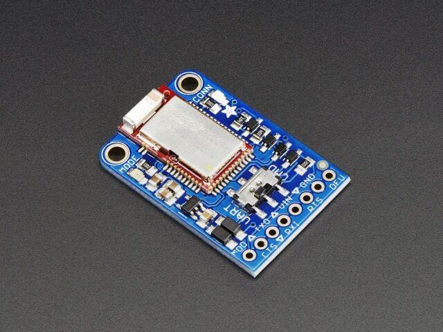 A2479 Bluefruit LE UART Friend - Bluetooth Low Energy (BLE)