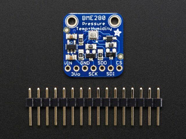 A2652 BME280 I2C or SPI Temperature Humidity Pressure Sensor