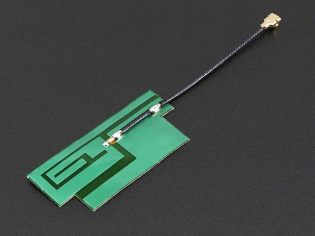 A1991 Slim Sticker GSM/Cellular Quad-Band Antenna 3dBi uFL
