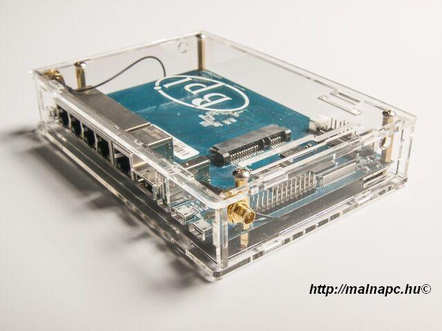 BPi-R1 Banana Pi Router doboz