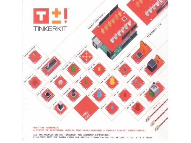 Arduino TinkerKit - Pro Kit - K000003