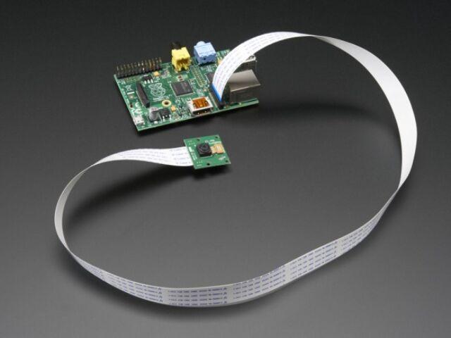 Raspberry Pi kamera kábel 610mm A1731