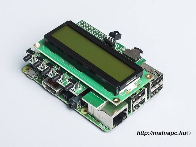 PiFace Control and Display 2