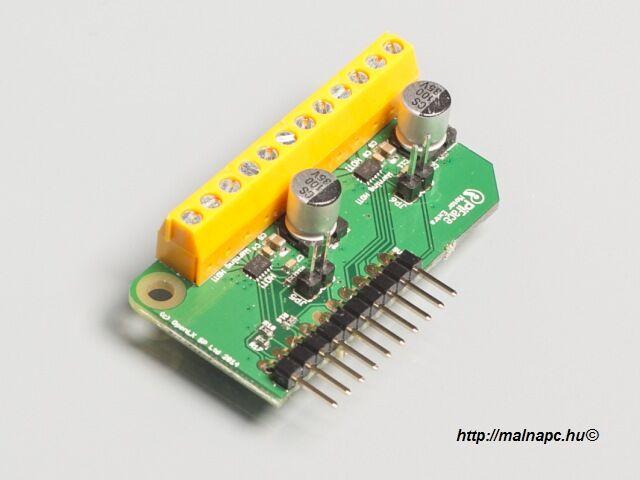 Piface Motor Control Extra