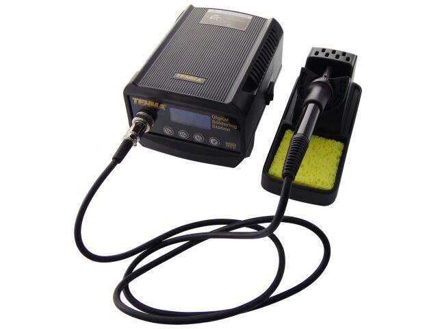 Tenma 21-10115 60W-os digitális forrasztóállomás