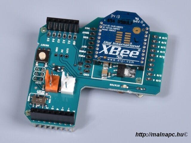 Arduino Xbee Shield - A000007