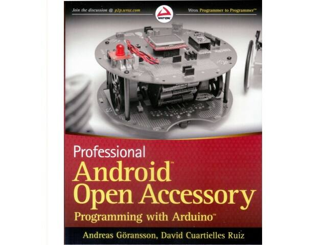B000004 Pro Android Open Accessory Programming w/ Arduino