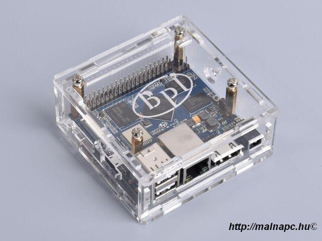 BPI-M2+ Arcylic Box