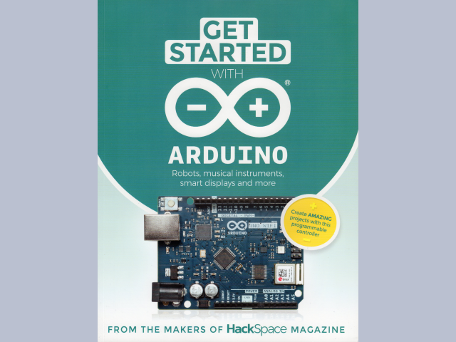 Get Started with Arduino könyv