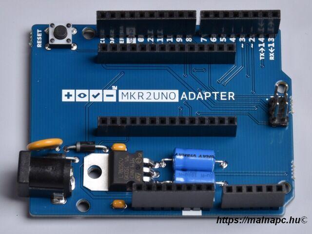 Arduino MKR2UNO Adapter - TSX00005