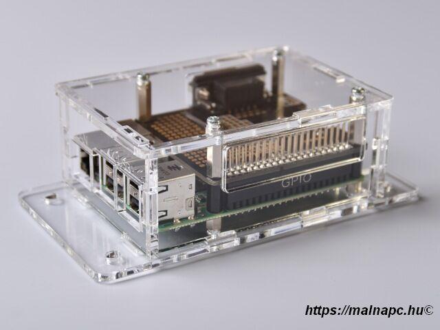 Revolt Serial Pi Plus & Pi2 plexi box special