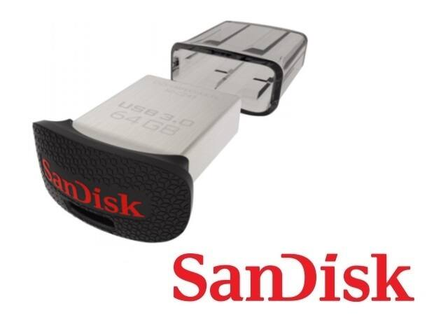 Sandisk Ultra Fit 3.0 64GB