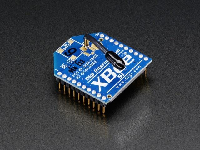 A128 XBee Module - Series 1 - 1mW - XB24-AWI-001
