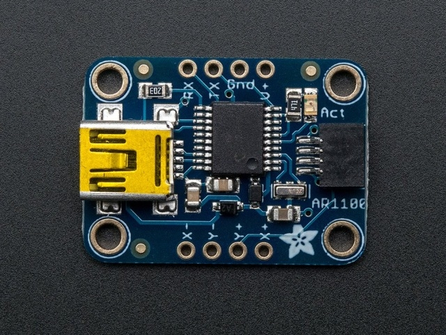 A1580 Resistive Touch Screen to USB Mouse Controller AR1100