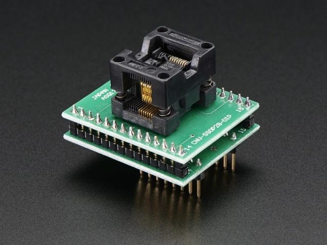 A1795 SMT Test Socket - TSSOP-16
