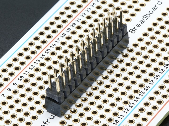 A2101 IDC Breakout Helper - 2x13 (26 pin)