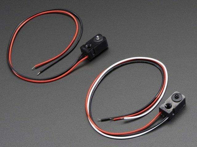 A2167 Infra LED-es fénysorompó