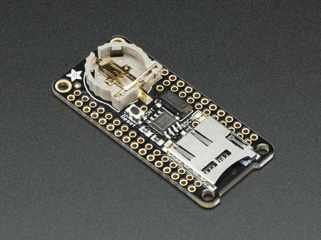 A2922 Adalogger FeatherWing - RTC + SD Add-on