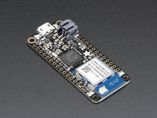 A3061 Feather M0 WiFi with uFL - ATSAMD21 + ATWINC1500