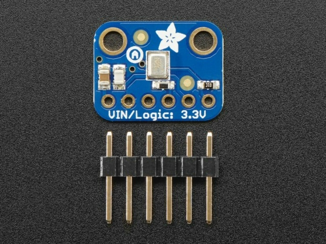 A3421 I2S MEMS Microphone Breakout - SPH0645LM4H