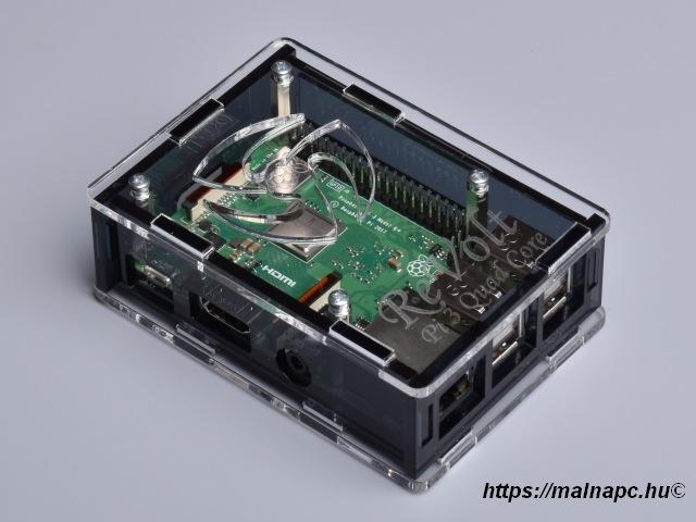 Revolt Pi3 QC-GT Ninja box
