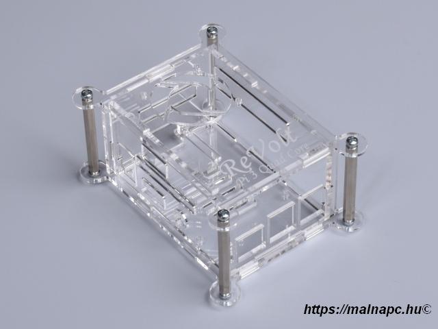 Revolt Pi3 QC big box for PiJuice & PiFace Digital 2