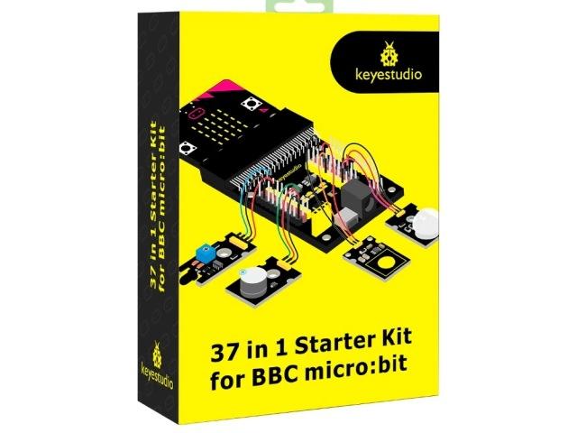 KS 37 in 1 szenzor készlet micro:bit-hez