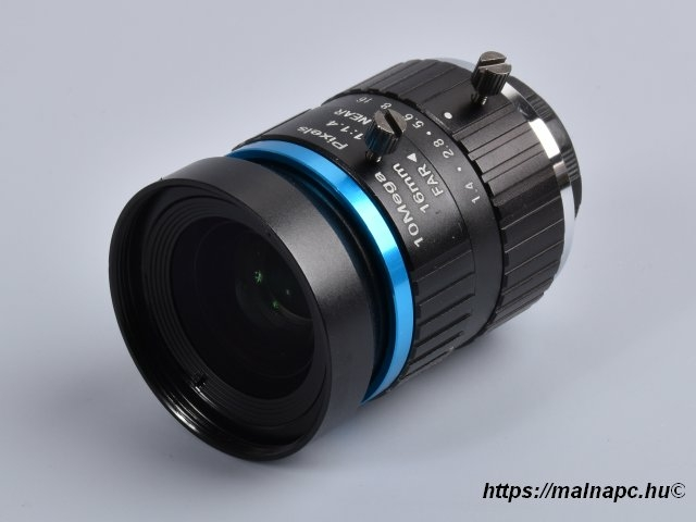PT3611614M10MP optika Raspberry Pi HQ kamerához