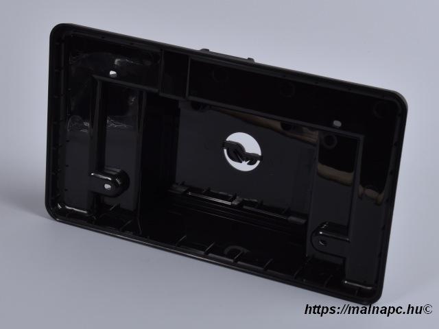 Raspberry Pi Display fekete doboz PI4-hez