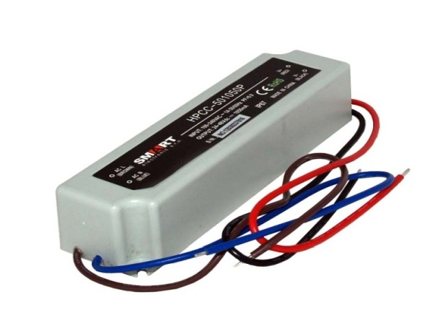 Sunny HPCC-501050P 1050mA 24-48V 7-12 LED IP67 PFC