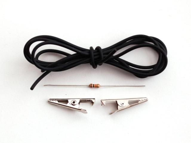 A519 Vezetőképes gumi kábel - megnyúlás érzékelő