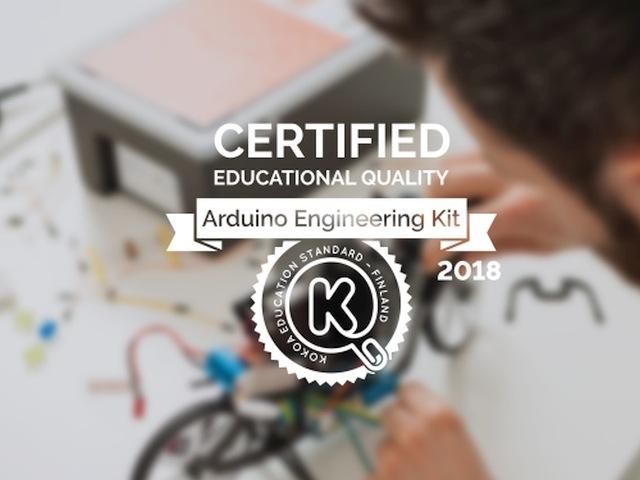 Arduino Engineering Kit - AKX00004