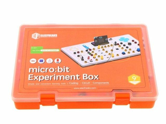 EF08200 Experiment box + BBC micro:bit