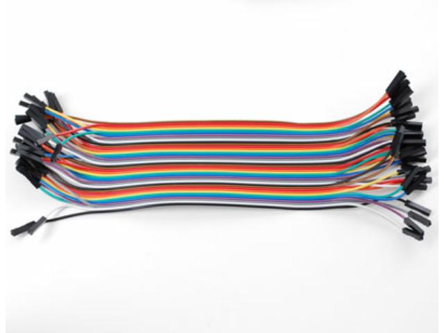 A266 Prémium jumper kábel 150mm mama-mama