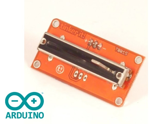 TinkerKit Linear Potentiometer module - T000150