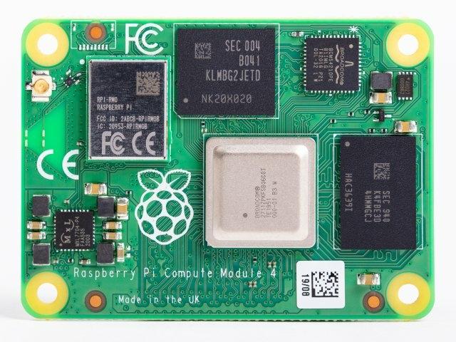 Raspberry Pi Compute Module 4