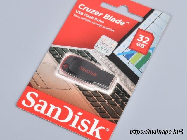 SanDisk Cruzer Blade