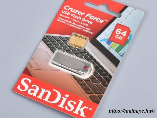 Sandisk Cruzer Force 64GB