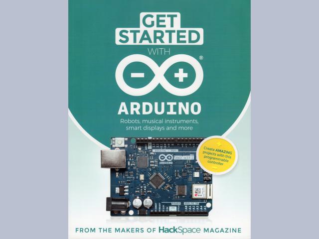 Get Started with Arduino könyv