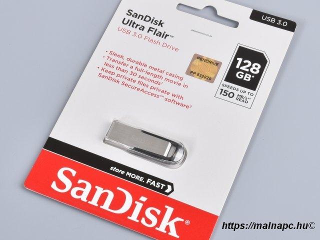 Sandisk Ultra Flair USB 3.0 128GB